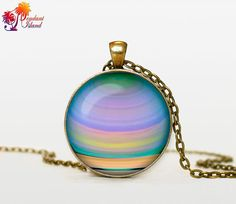 JUPITER Jewelry  Jupiter necklace  planet by ThePendantIsland, $13.50