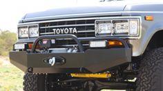 TLC FJ62 Bumper