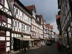 Witzenhausen, Germany  I used to live here