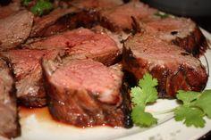 The Food Gospel According to Ruth: Bourbon Beef Tenderloin