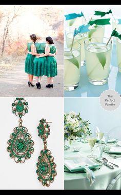 Emerald Aqua theme
