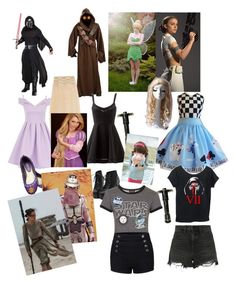 """""""Outfit ideas for going to Disney land"""" by inii-d on Polyvore featuring Buy Seasons, Elizabeth and James, Chi Chi, Rapunzel Of Sweden, Alexander Wang, Topshop and MABEL"""