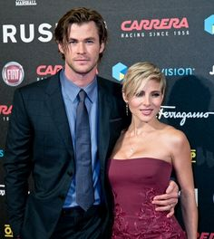 Chris Hemsworth and Elsa Pataky announce names of their twin boys and share a sweet photo!