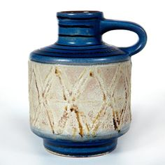 German Handled Jug