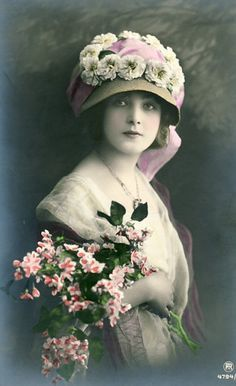 Inspiration for Hattie Ruth Camden Armstrong on her wedding day
