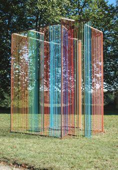 Biennale Internationale Design Saint-Etienne 2015 - 4 visages & Dream, Alex CobasDream 14, sculpture, 2014 Alex Cobas