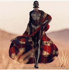 5 Dress Styles That Will Make You Look Thinner. While particular ladies wear products you see on the runway might look terrific on models, they might not look great on every woman. African Models, African Women, African Tribes, African Diaspora, Beauty Portrait, Black Girl Aesthetic, Black Women Art, Ebony Beauty, African Culture
