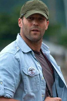 "Jason Statham in ""The Expendables""- 2010 Guy Ritchie, Jason Statham, Handsome Rob, The Expendables, Tough Guy, Hot Actors, Gorgeous Men, Movie Stars, Hot Guys"