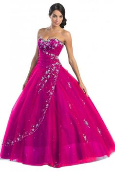 Exquisite details, vibrant color, and it dazzles!  It just needs to be modest and it'd be perfect!