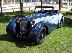 Park Ward MG TA Drophead Coupe 'Symphony' 1936