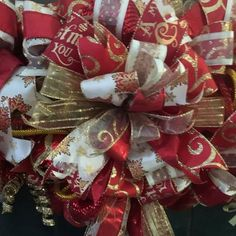 We still everything a wreath maker could need! Ribbon Deco Mesh Signs and More! Christmas Ribbon, Winter Christmas, Christmas Crafts, Christmas Decorations, Holiday Decor, Xmas, Holiday Wreaths, Mesh Wreaths, Winter Wreaths