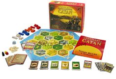 settlers board game | Top Ten Board Games to Play While Eating Pizza | PizzaSpotz