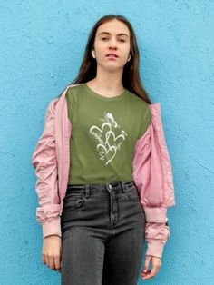 Our Life Our Sweetness and Our Hope Shirt Unisex Casual Short Sleeve T-Shirt Funny Tee-SFNeewho-Mercantile Americana Women's Tees, Funny Tees, Graphic Sweatshirt, T Shirt, Our Life, Army Green, Casual Shorts, Unisex, Sweatshirts