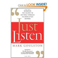 It's too easy to fall into making your point.  This is a SUPER read with lessons for all to learn.  GREAT STUFF.