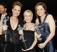 pictures from tv show the office | The Office cast at SAG awards