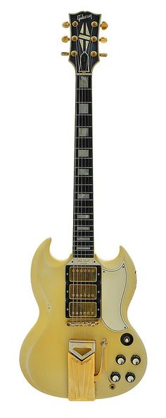 A GIBSON LES PAUL CUSTOM 1962, #LardysWishlists #Guitar ~ https://www.pinterest.com/lardyfatboy/ ~