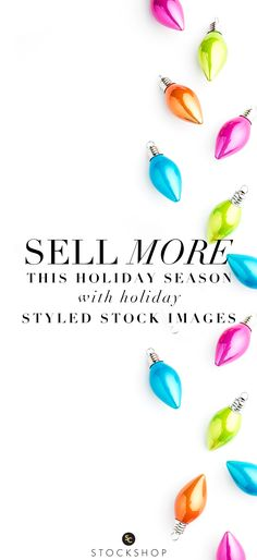 Want to create campaigns like J Crew, Anthropologie, and Kate Spade? Then you need high quality images. Sell more this holiday season with styled stock from the SC Stockshop! Images that rival the big guys but starting at just $15 each!