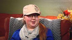 Basketball Star Lauren Hill Talks about #Hospice