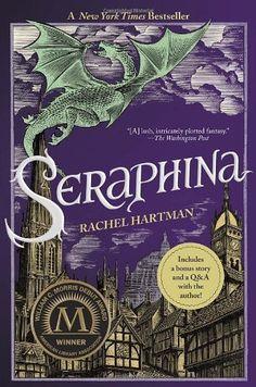 Seraphina by Rachel Hartman, http://www.amazon.com/dp/0375866566/ref=cm_sw_r_pi_dp_YoUwrb1G3X0ZA