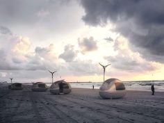 Ecocapsule la maisonnette écologique transportable  2Tout2Rien