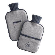 Cashmere Cover and Hot Water Bottle | Mark and Graham  Indulgence + comfort