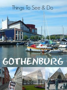 Things To See & Do In Gothenburg