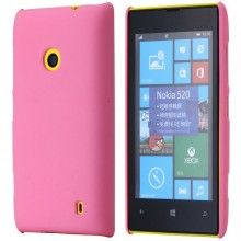 Carcasa Lumia 520 - Ultrafina Rosa  $ 42,11