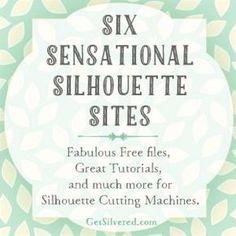 6 Silhouette Websites