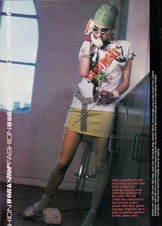 Dolly Nov 1985 | Michelene Stomann