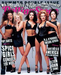 Spice Girls  Rolling Stone Magazine