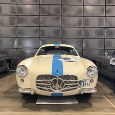 "8,714 Me gusta, 31 comentarios - Car&Vintage® (@car_vintage) en Instagram: ""• Mille Miglia 2017 is ready. Maserati A6G vs two Mercedes Benz 300 SL ""Gullwing"" W198 •…"""