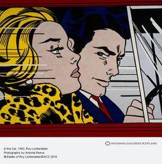 Image result for roy lichtenstein pop art