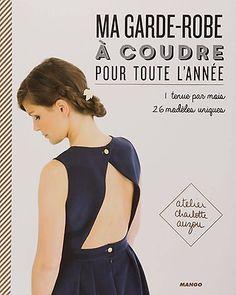 200 Robes à Partir De 20 Patrons : robes, partir, patrons, Idées, Livre, Couture, Couture,, Patron, Base,
