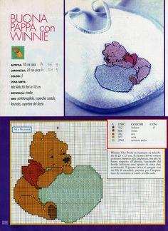 Pooh Bear w/ heart