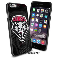 NCAA University sport New Mexico Lobos , Cool iPhone 6 Smartphone Case Cover Collector iPhone TPU Rubber Case Black [By NasaCover] NasaCover http://www.amazon.com/dp/B0140NE75G/ref=cm_sw_r_pi_dp_fxF3vb028F6JM