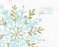 Christmas watercolor pattern with gold Winter Clipart, Christmas Clipart, Christmas Stickers, Gold Watercolor, Watercolor Cards, Watercolor Pattern, Christmas Projects, Christmas Art, Winter Illustration