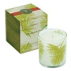 Thymes Frasier Fir Aromatic Candle - http://candles.pinterestbuys.com/thymes-frasier-fir/thymes-frasier-fir-aromatic-candle/
