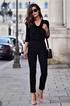 ba6abc00db0 90+ Stylish Work Outfit Ideas To Try Now
