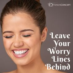 Leave your worry lines behind in 2019 with smoothing treatments that utilize energy to boost production for smoother, firmer skin. Anti Aging Treatments, Radio Frequency, Skin Firming, Collagen, Venus, No Worries, How Are You Feeling, Skin Tightening