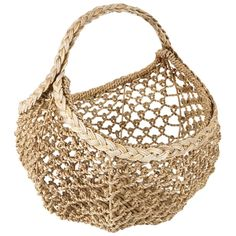 Knot Basket (with Handle)