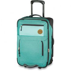 This is the perfect travel bag! - Dakine Status Roller 45L Bag - Carry on bag with expandable pocket