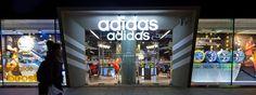Global Interior Interactive Design Agency - Multi-Channel Retail Adidas Beijing \\\ StartJG