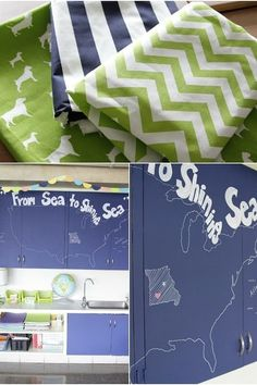 A Brightly Made-Over Classroom | 30 Epic Examples Of Inspirational Classroom Decor