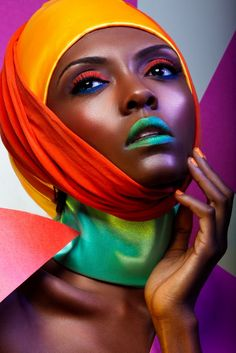 1beautybychoice:  A BeautifulRainbow…