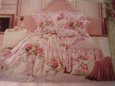Luxury 4-piece cotton bedding set Queen of love SETS056