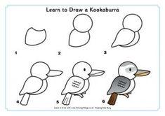 Learn to Draw Aussie Animals