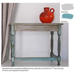 Paris Grey, Provence und viel dunkles Wachs. www.friesenherz.com