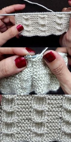 Best Beautiful Easy Knitting Free Dear knitting lovers we have brought together the most beautiful knitting patterns provided from different sources, we shared, free knitting patterns . Easy Sweater Knitting Patterns, Knitting Stiches, Knitting Designs, Free Knitting, Baby Knitting, Knitting Ideas, Cross Stitch Pattern Maker, Stitch Patterns, Crochet Patterns