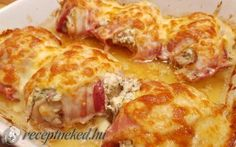 Covered chicken legs with recipe photo Chicken Legs, Hawaiian Pizza, Enchiladas, Food Photo, Lasagna, Chicken Recipes, Food And Drink, Turkey, Cooking Recipes