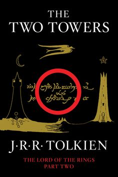 The Lord of the Rings Book 2: The Two Towers